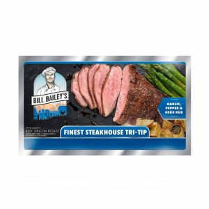 Finest Steakhouse Tri-Tip Packaging