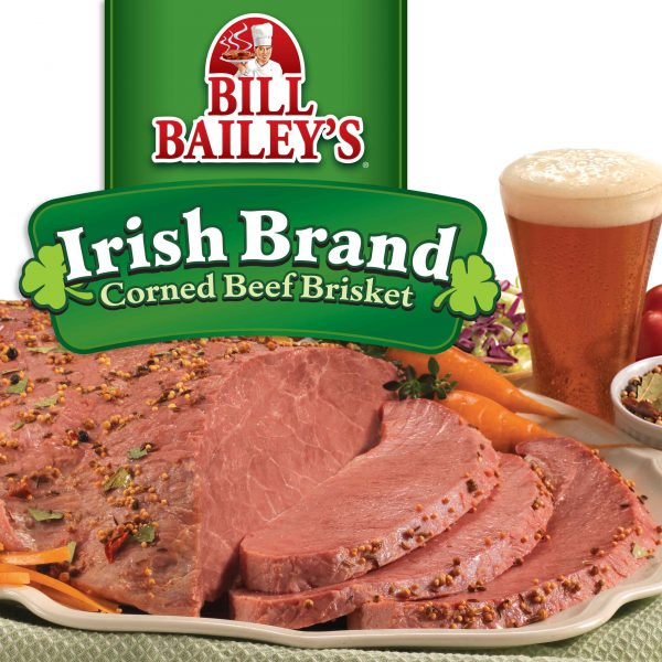 Irish Brand Corned Beef Brisket