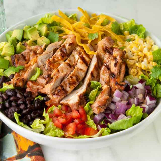 Bill Bailey's Pollo Asado Salad