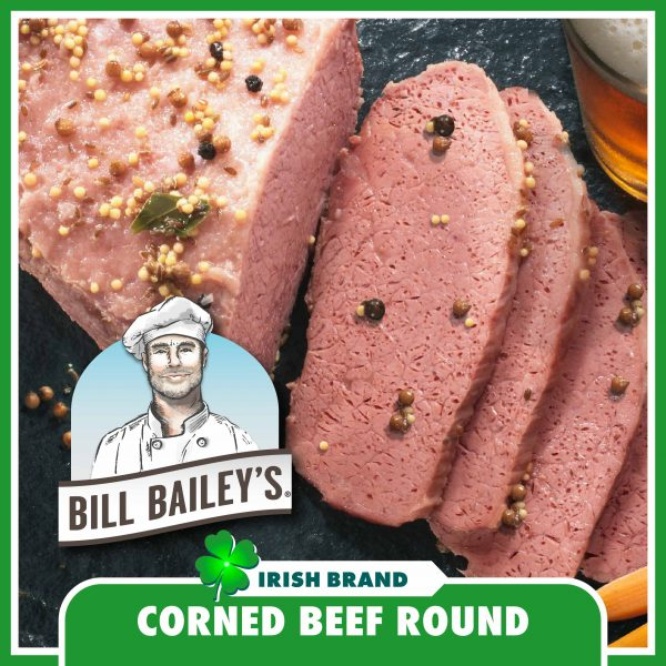 Bill Bailey's Irish Corned Beef Round Hero Image