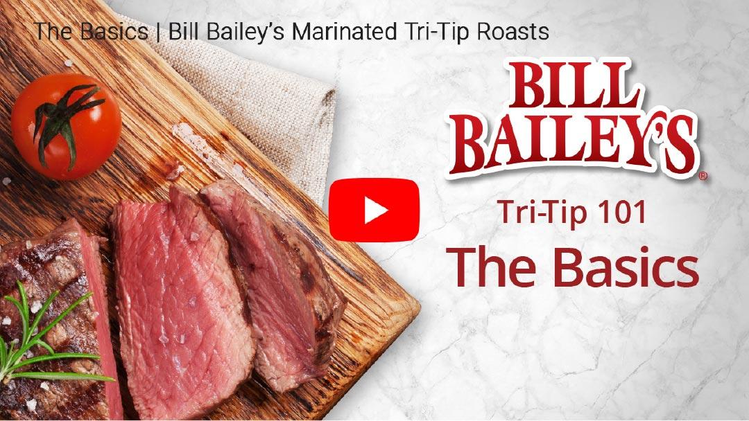 YouTube Video - The Basics - Tri-Tip 101
