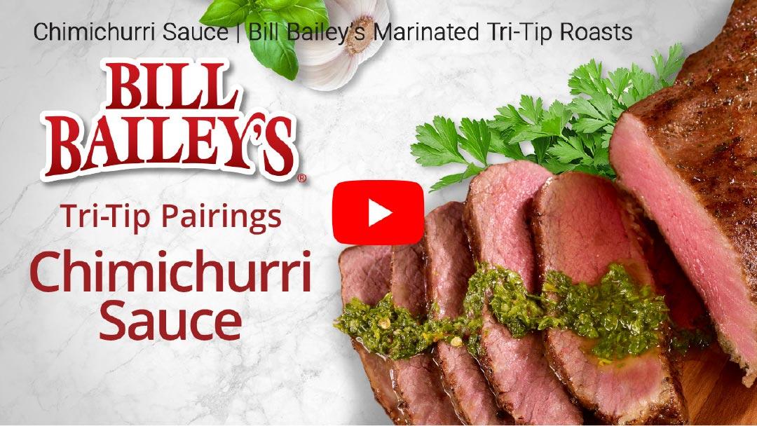 YouTube Video - Tri-Tip Pairings: Chimichurri Sauce